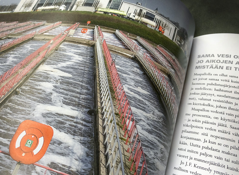 Seine Aval -jätevedenpuhdistuslaitos Pariisissa