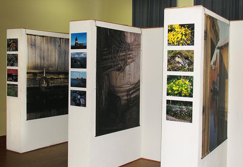 Näyttely Porvoossa