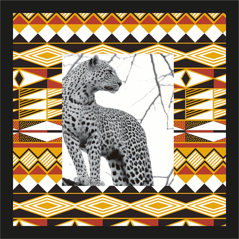 leopardi on kuvattu Tansaniassa, Serengetin suojelualueella